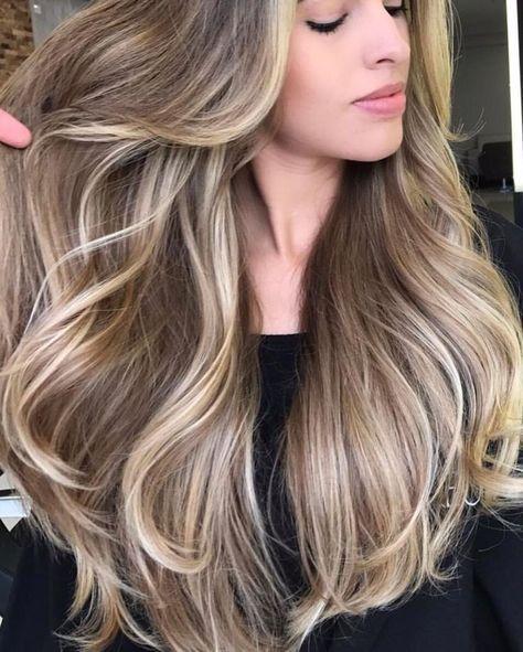 Колорирование волос 2019 (81)