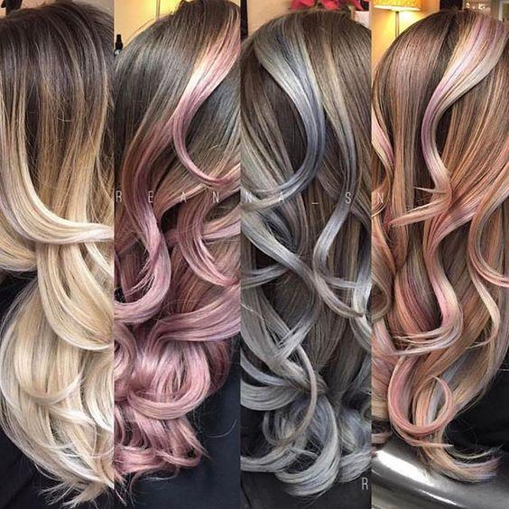 Колорирование волос 2019 (88)
