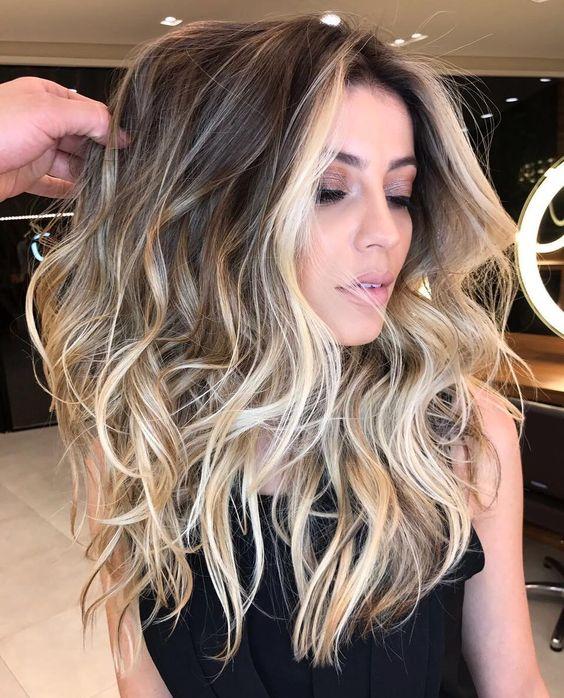 Стрижки на кудрявые волосы 2019 (12)
