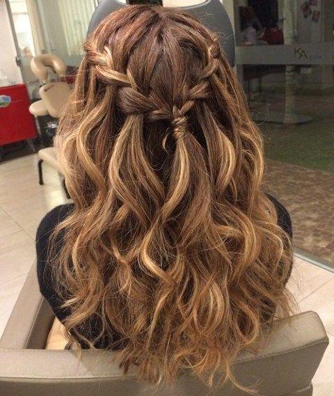 Стрижки на кудрявые волосы 2019 (11)
