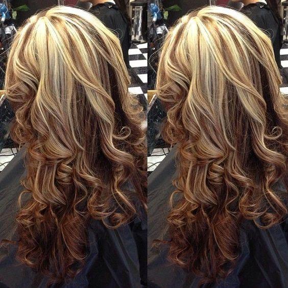 Светлые корни волос (1)