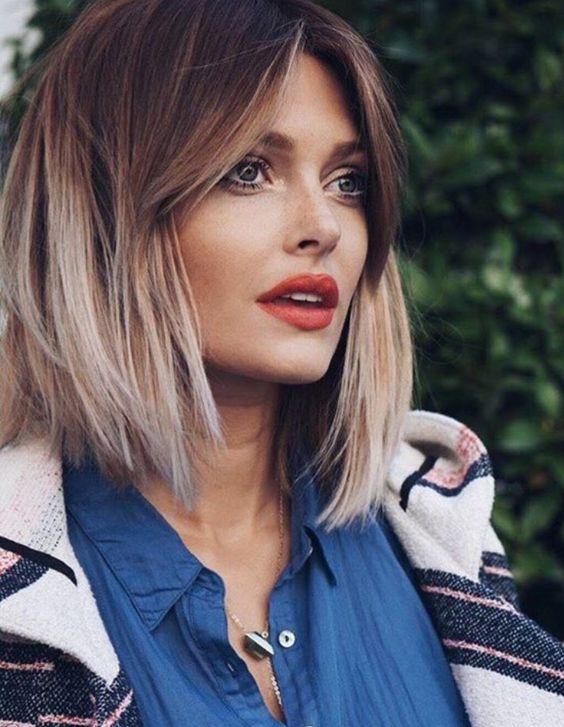 Новогодние причёски на короткие волосы 2019 (31)
