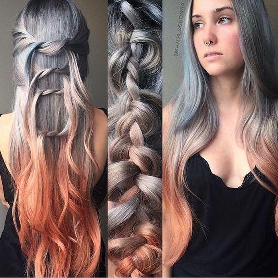 Колорирование волос 2019 (78)