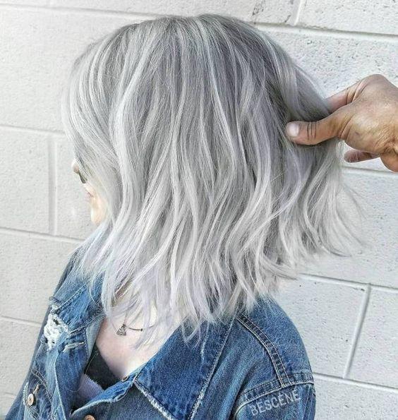 Темные корни светлые волосы (1)