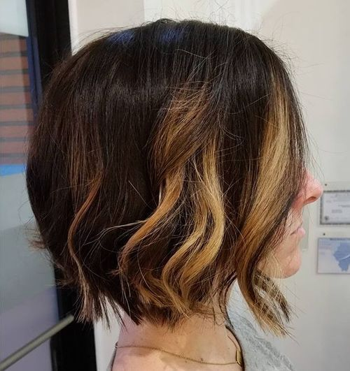 Модные причёски лето 2019 (28)