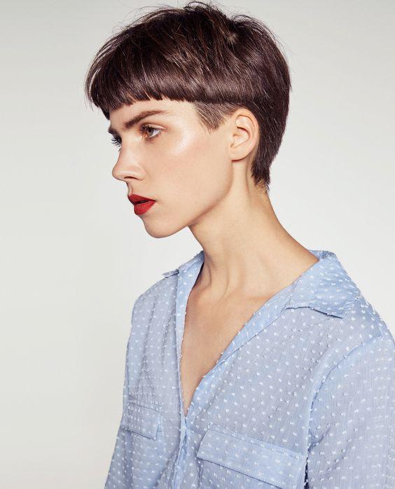 Причёски на выпускной 2019 для коротких волос (32)