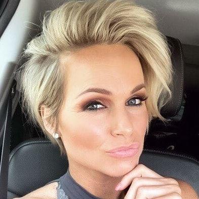 Причёски на выпускной 2019 для коротких волос (35)