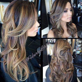 Оттенки волос 2019 (37)