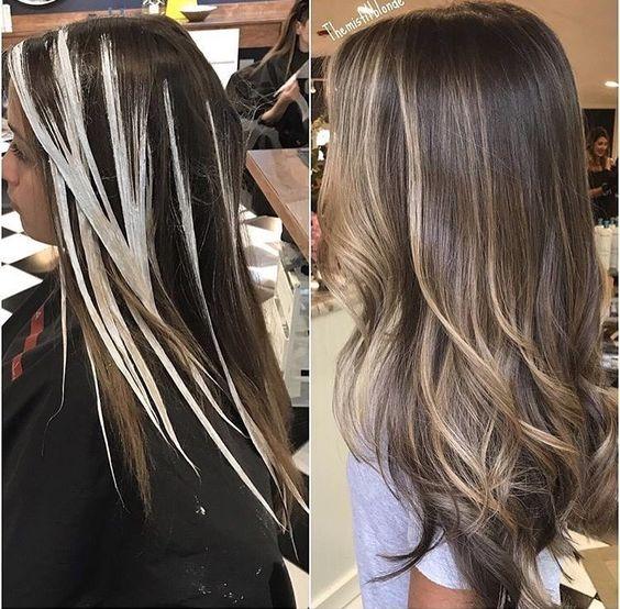 Оттенки волос 2019 (16)