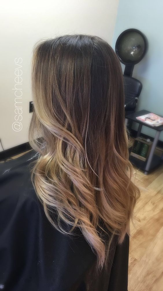 Стрижки для длинных волос 2020 фото новинки (79)