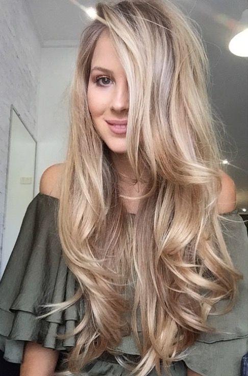Стрижки для длинных волос 2020 фото новинки (17)