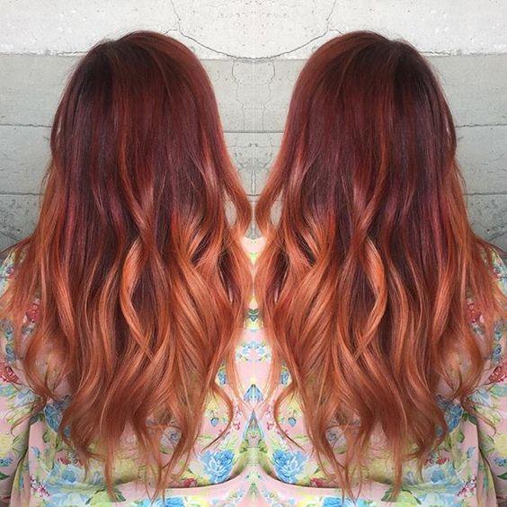 Окрашивание волос 2020 (102)