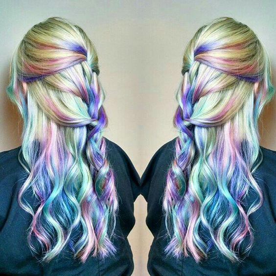 Окрашивание волос 2020 (88)