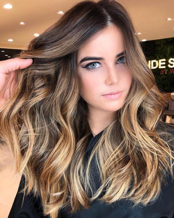 Окрашивание волос 2020 (87)
