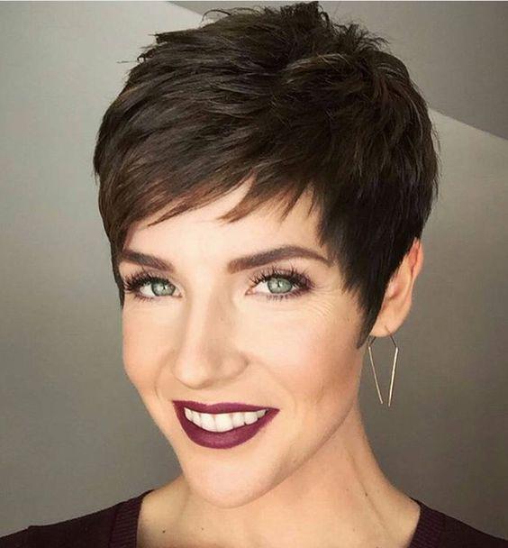Окрашивание коротких волос 2020 (46)