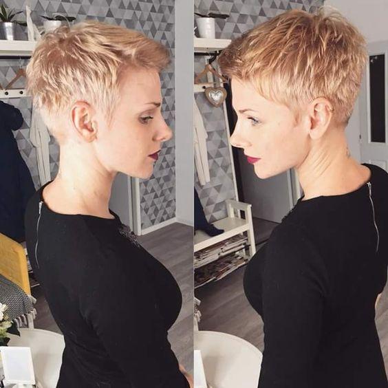 Окрашивание коротких волос 2020 (33)