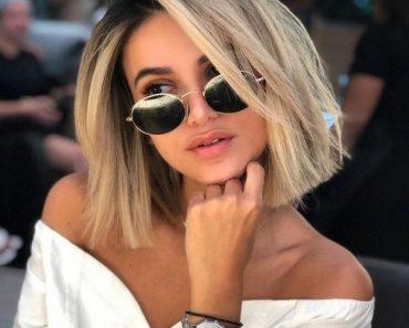 Блонд 2020: актуальные оттенки! (96)
