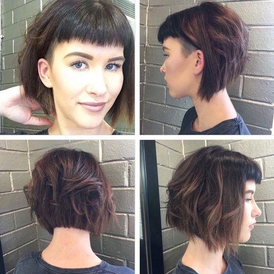 Окрашивание коротких волос 2020 (28)