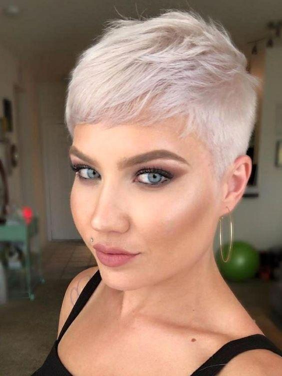 Окрашивание коротких волос 2020 (21)