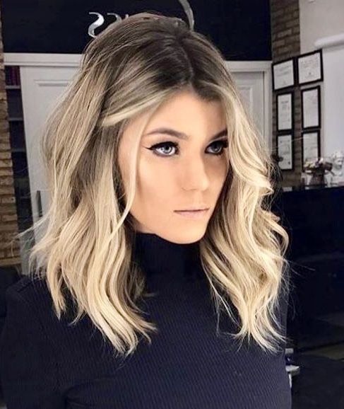 Окрашивание коротких волос 2020 (51)