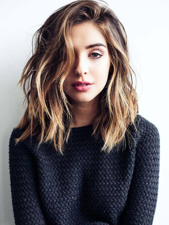 Тенденции волос 2020