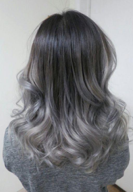 Мелирование на волосы средней длины (32)