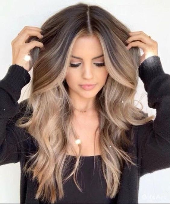 Стрижки 2020 женские на тонкие волосы (53)