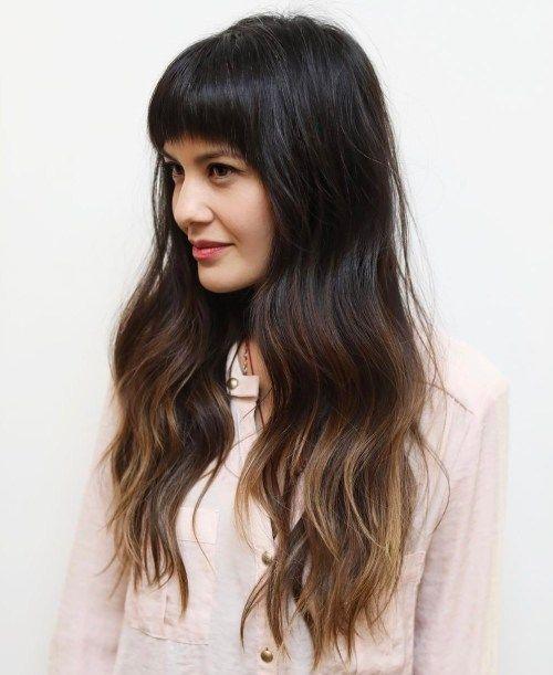 Стрижки 2020 женские на тонкие волосы (46)