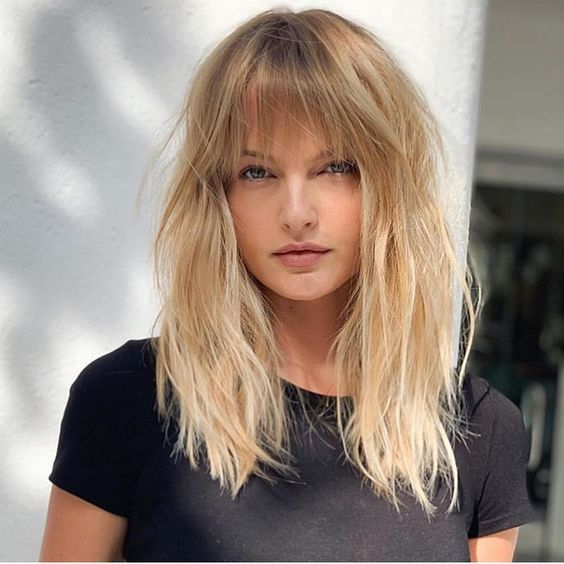 Стрижки 2020 женские на тонкие волосы (39)