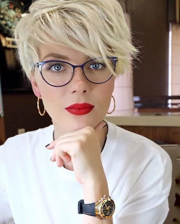 Стрижки 2020 женские на тонкие волосы (60)