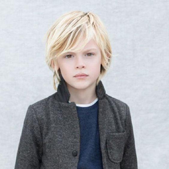 Модные причёски для мальчиков 2020. (30)