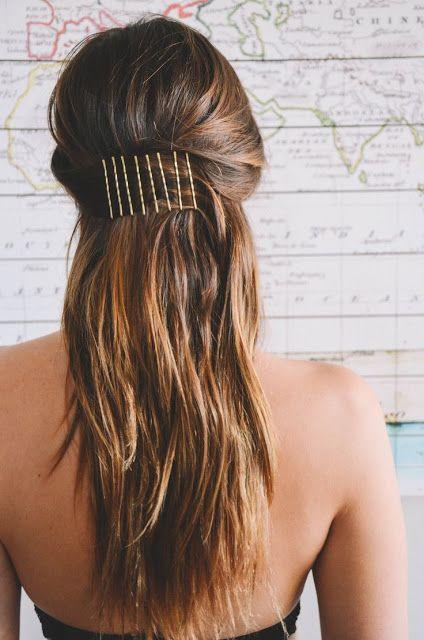 Причёски на выпускной 2020 для средней длины волос (16)