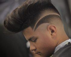 Модные причёски для мальчиков 2020. (29)