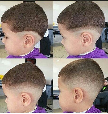 Модные причёски для мальчиков 2020. (28)