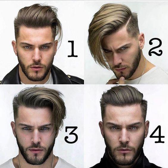 Модные причёски для мальчиков 2020. (27)
