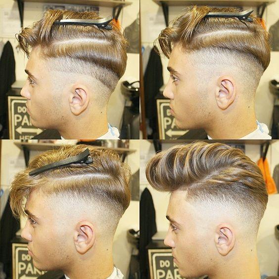 Модные причёски для мальчиков 2020. (8)