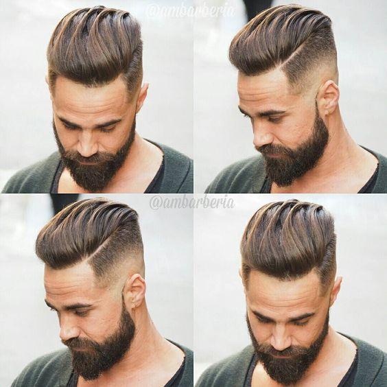 Модные причёски для мальчиков 2020. (25)