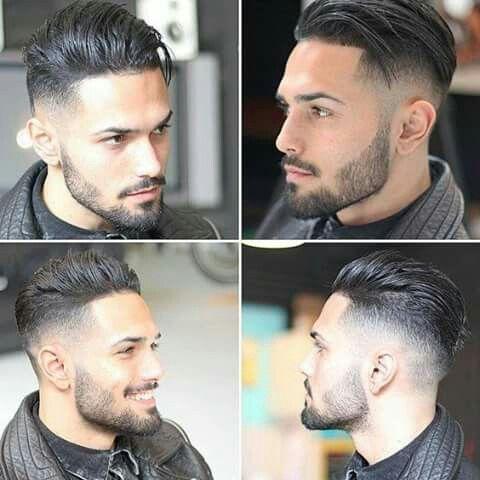 Модные причёски для мальчиков 2020. (24)