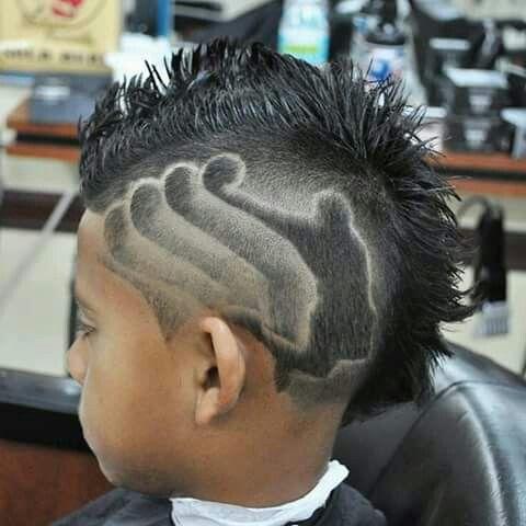 Модные причёски для мальчиков 2020. (9)