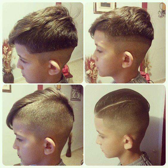 Модные причёски для мальчиков 2020. (5)