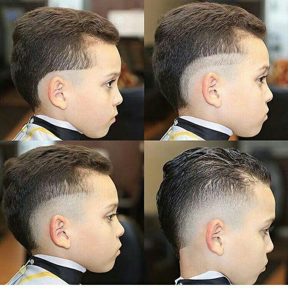 Модные причёски для мальчиков 2020. (3)