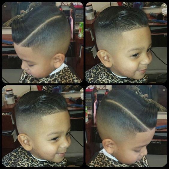 Модные причёски для мальчиков 2020. (1)