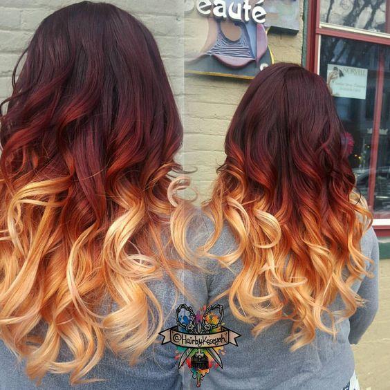 Цвет волос лето 2020 (40)