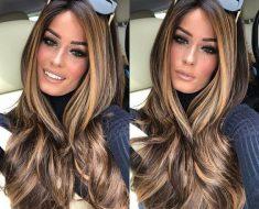 Новогодние причёски 2021 (18)